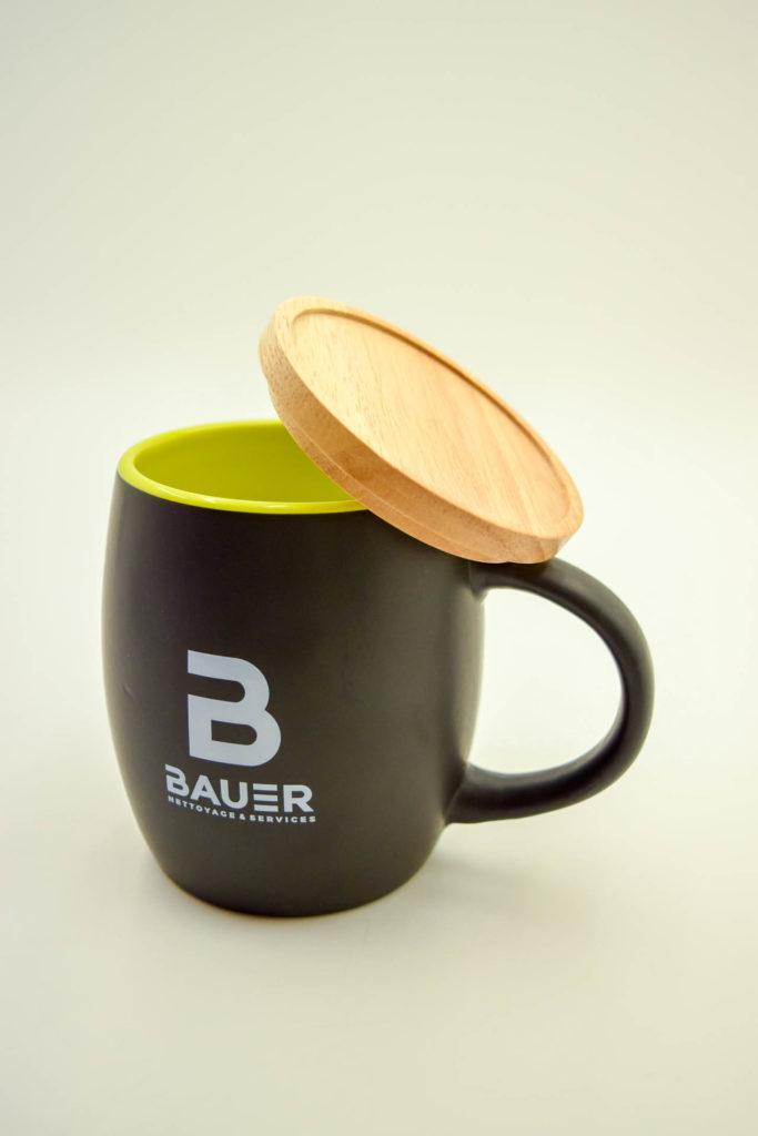 Mug personnalisé Bauer