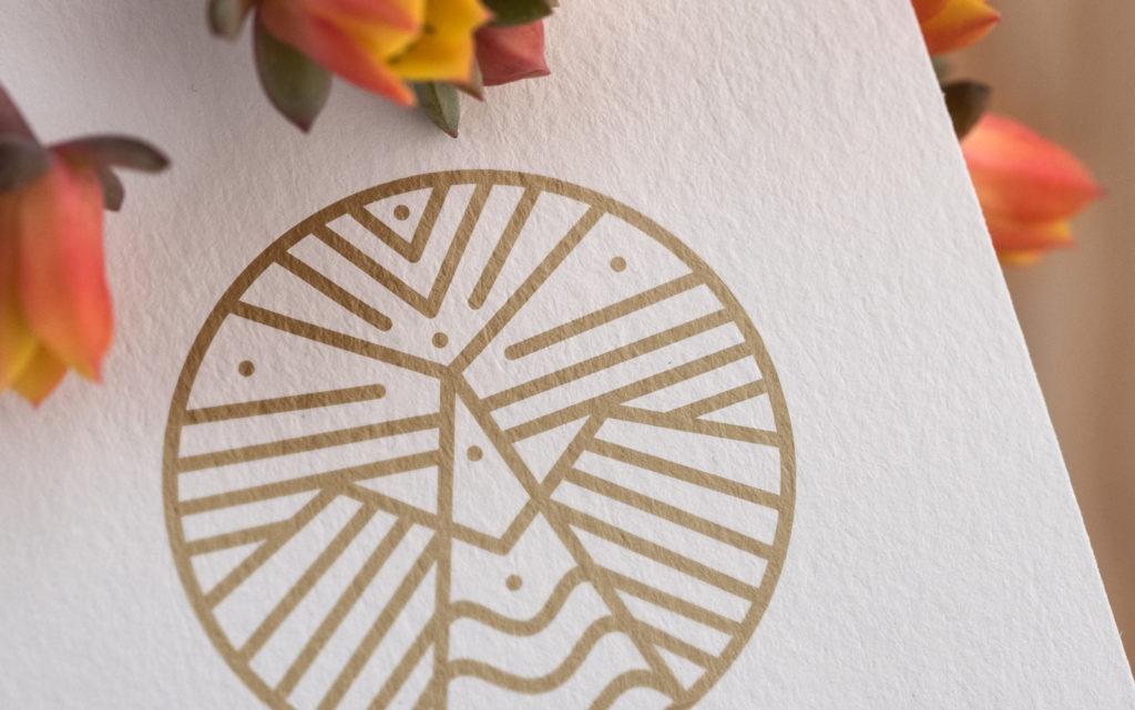 Logo Cabinet Lagondet doré