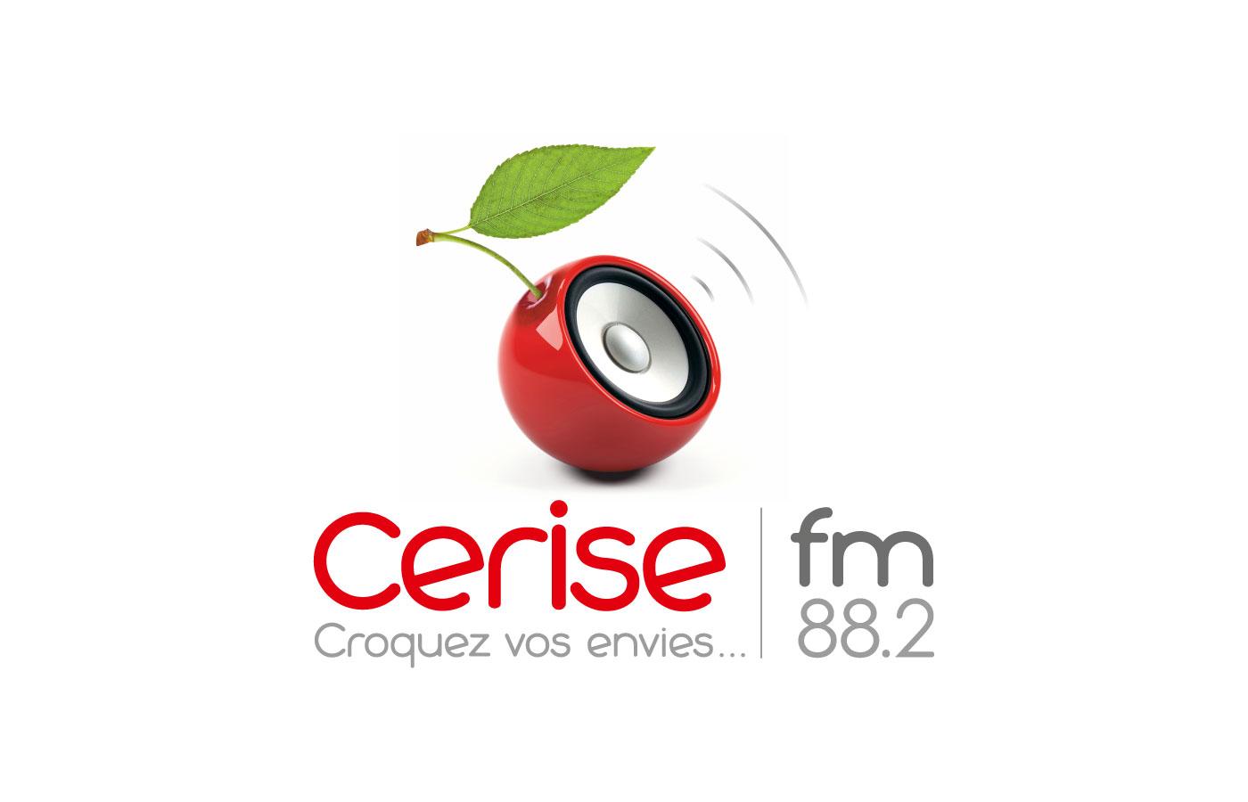 Logo Cerise FM